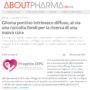 Anche ABOUTPHARMA parla del Progetto Gliomi